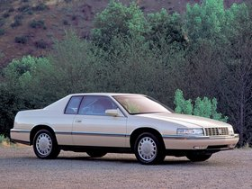 Ver foto 6 de Cadillac Eldorado Touring Coupe 1992