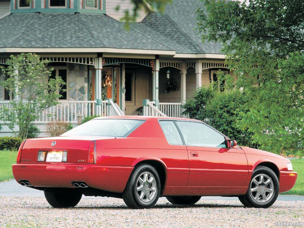 Foto 20 de Cadillac Eldorado Touring Coupe 1995