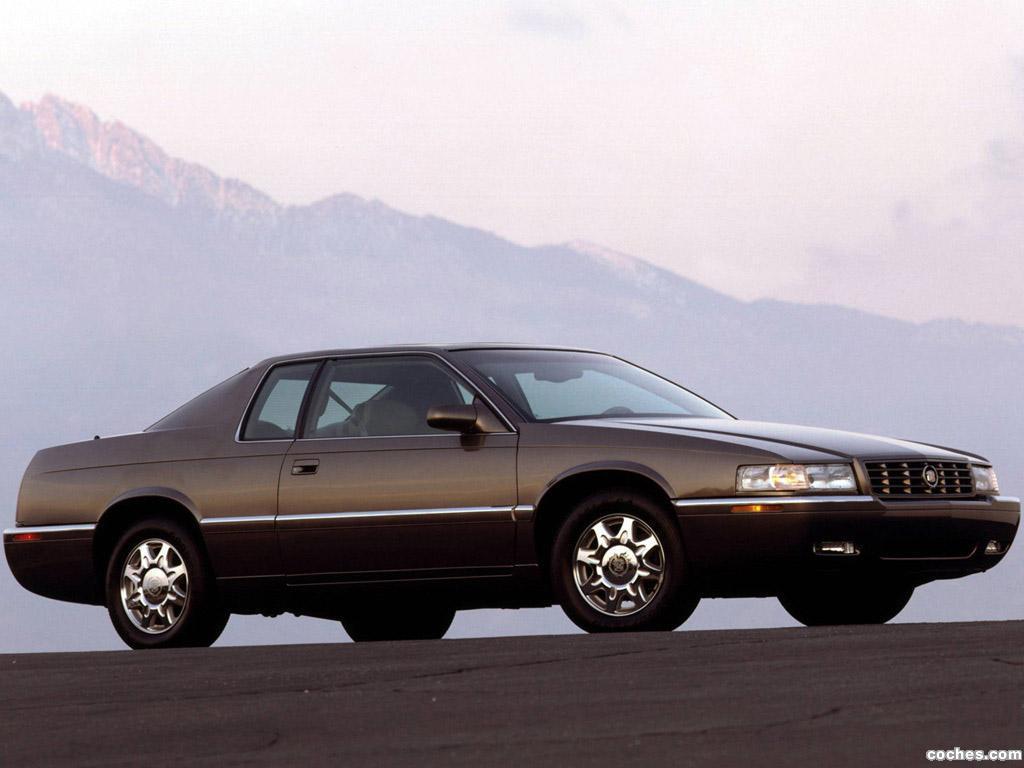 Foto 11 de Cadillac Eldorado Touring Coupe 1995
