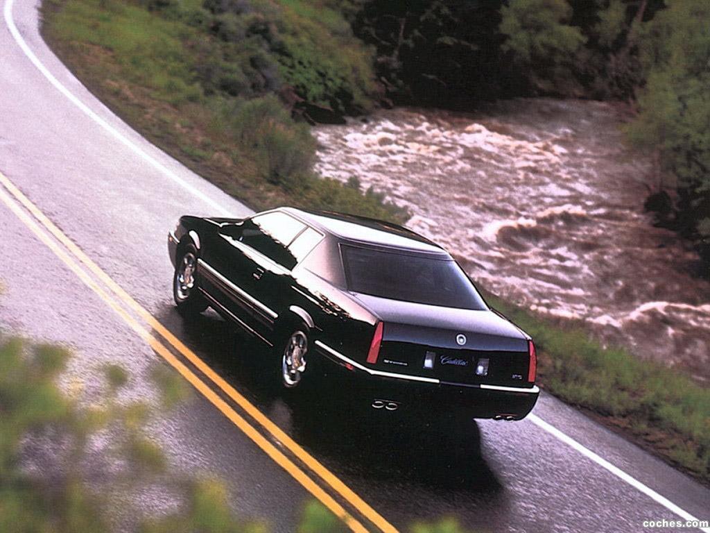 Foto 9 de Cadillac Eldorado Touring Coupe 1995