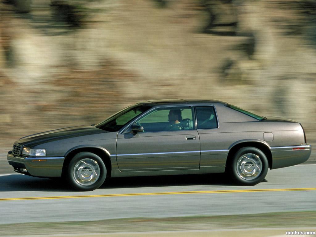 Foto 3 de Cadillac Eldorado Touring Coupe 1995