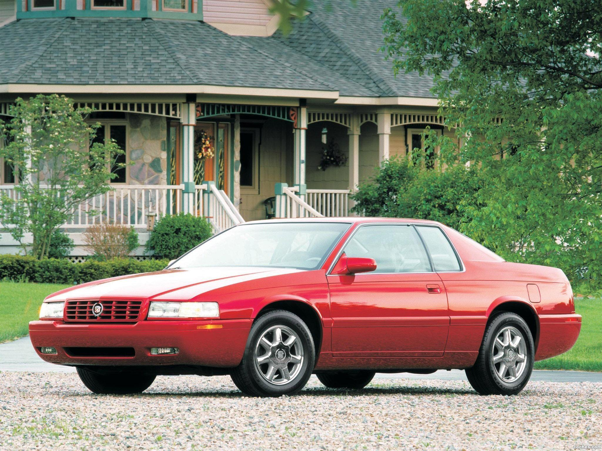 Foto 19 de Cadillac Eldorado Touring Coupe 1995