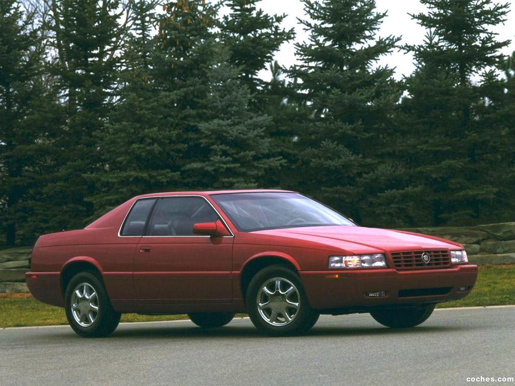 Foto 17 de Cadillac Eldorado Touring Coupe 1995