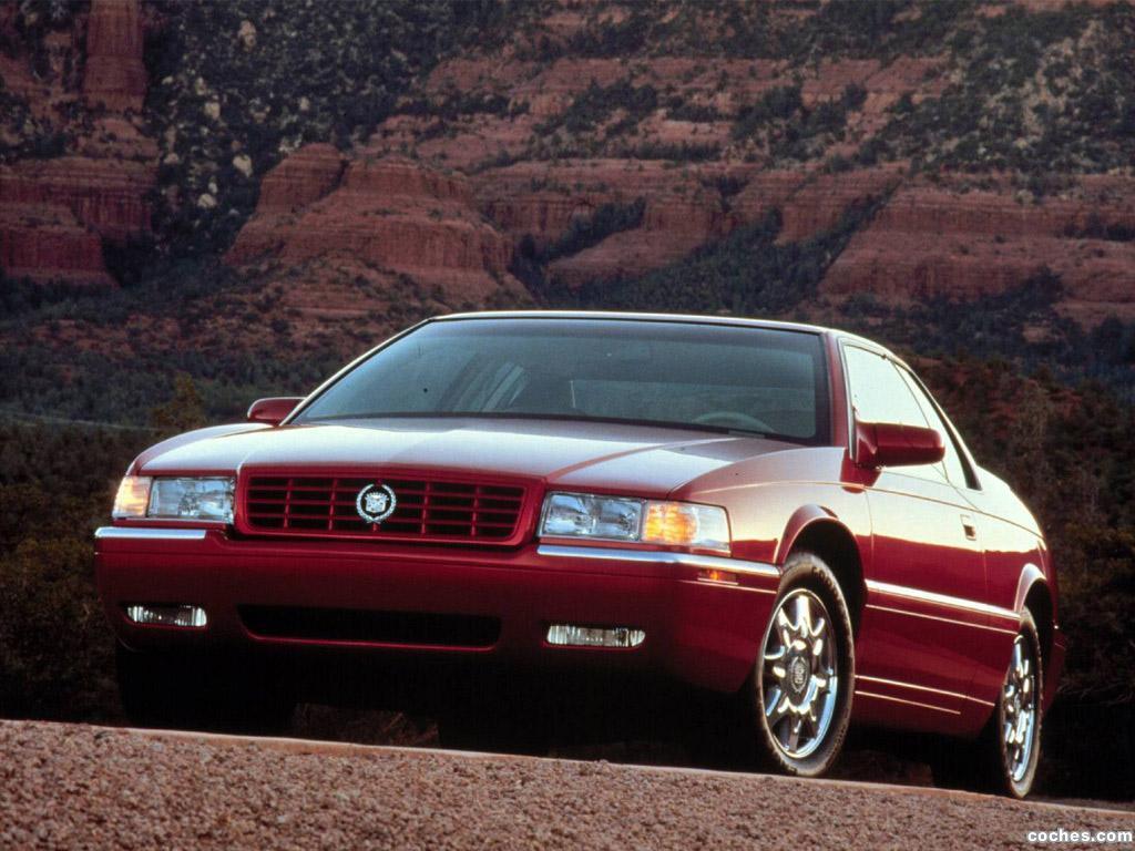 Foto 16 de Cadillac Eldorado Touring Coupe 1995
