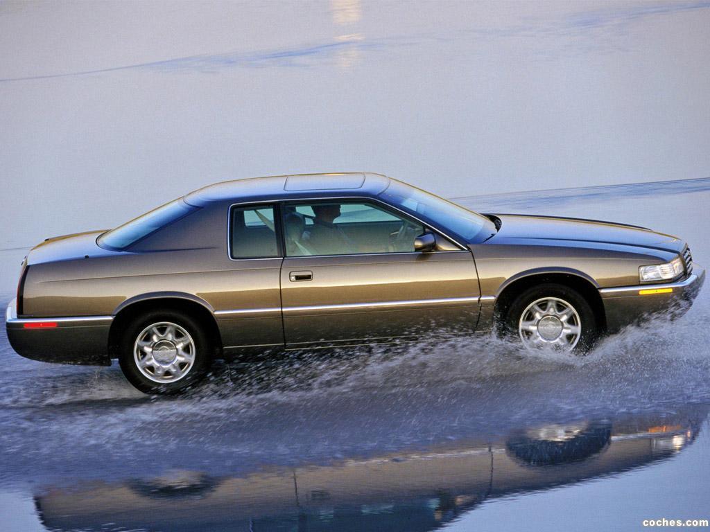 Foto 15 de Cadillac Eldorado Touring Coupe 1995