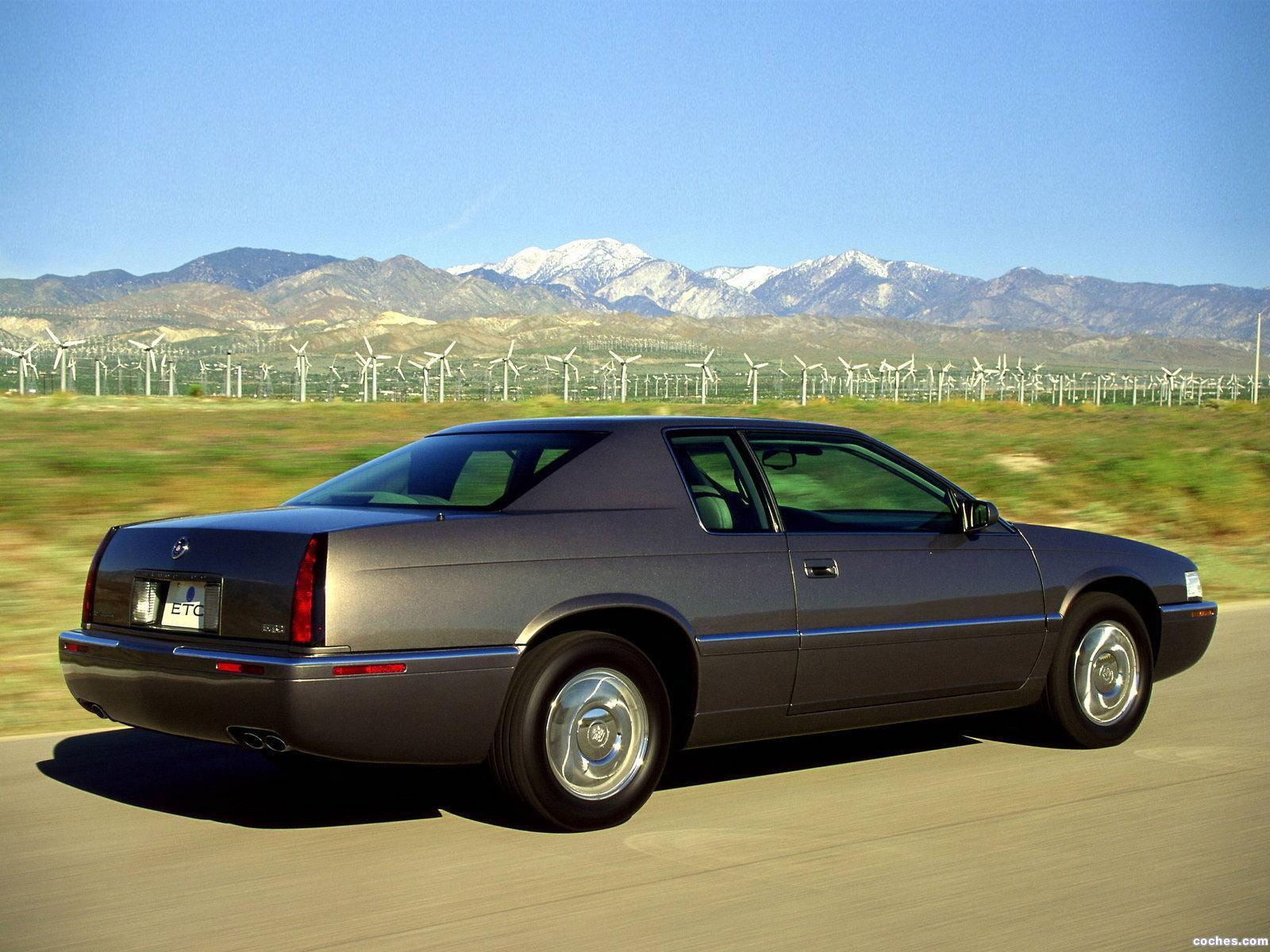 Foto 14 de Cadillac Eldorado Touring Coupe 1995