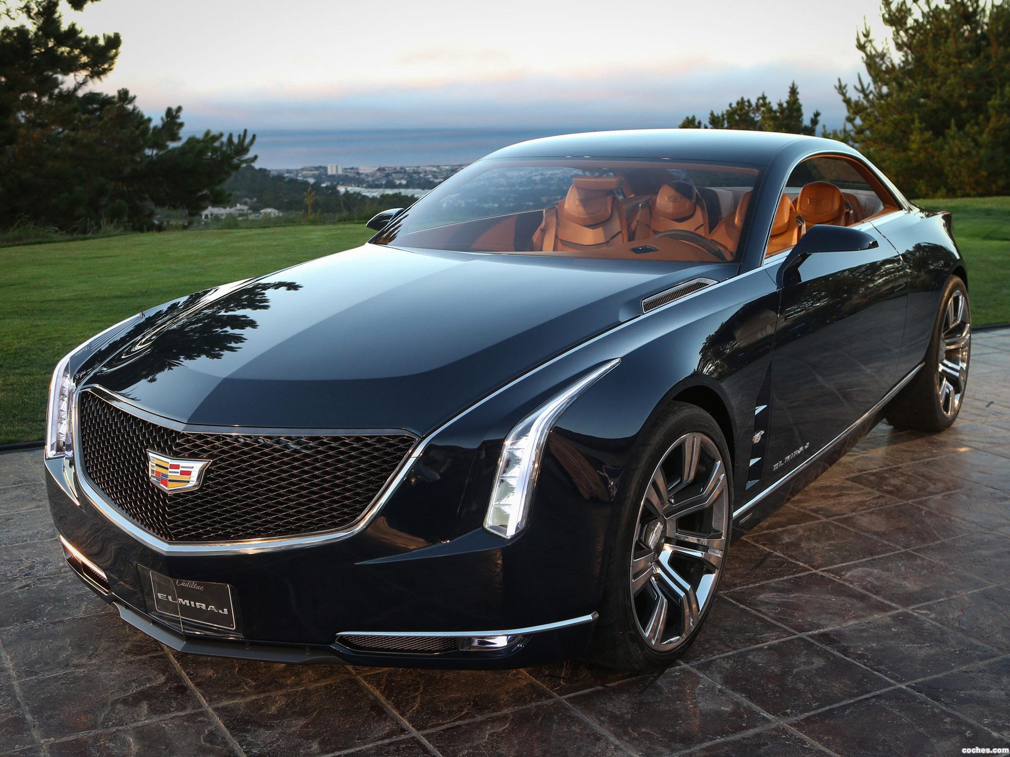 Foto 0 de Cadillac Elmiraj Concept 2013