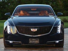 Ver foto 3 de Cadillac Elmiraj Concept 2013