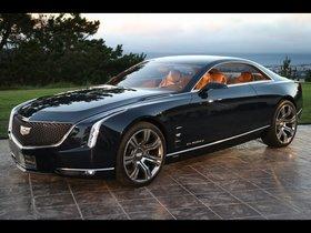 Ver foto 2 de Cadillac Elmiraj Concept 2013