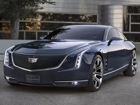 Ver foto 9 de Cadillac Elmiraj Concept 2013