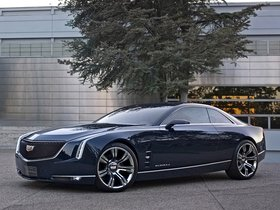 Ver foto 8 de Cadillac Elmiraj Concept 2013