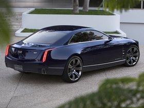 Ver foto 7 de Cadillac Elmiraj Concept 2013