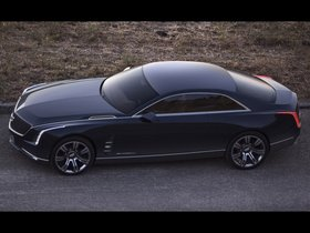 Ver foto 6 de Cadillac Elmiraj Concept 2013