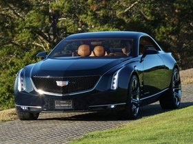 Ver foto 5 de Cadillac Elmiraj Concept 2013