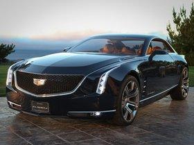 Ver foto 4 de Cadillac Elmiraj Concept 2013