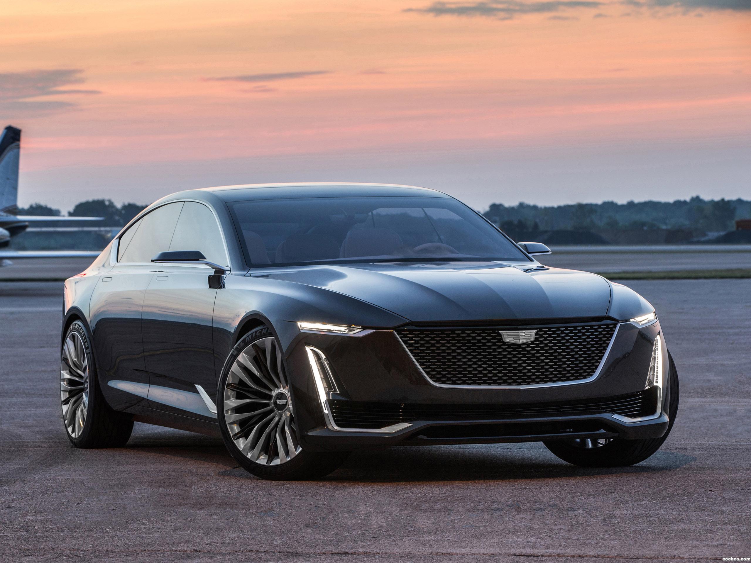 Foto 0 de Cadillac Escala Concept 2016