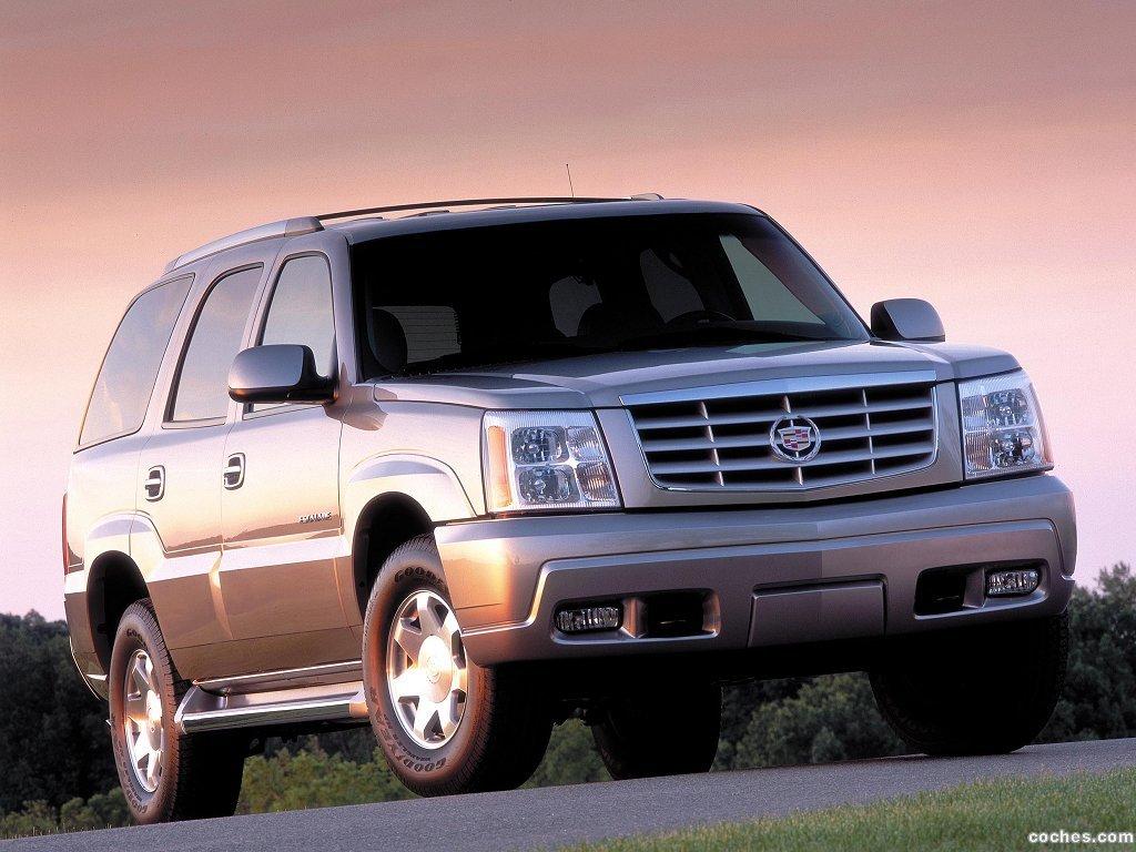 Foto 0 de Cadillac Escalade 2002