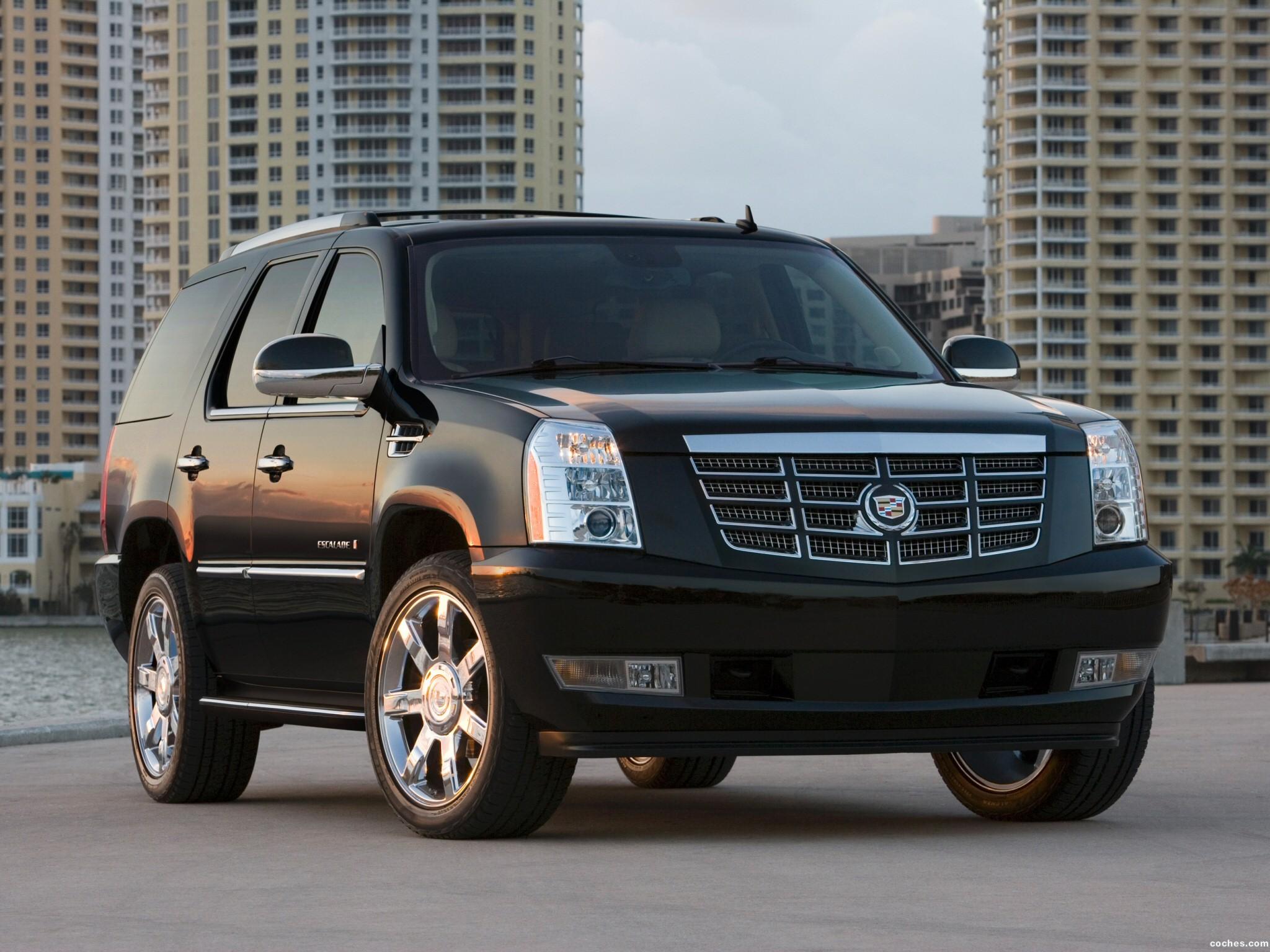 Foto 0 de Cadillac Escalade 2007