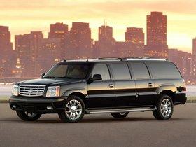 Fotos de Cadillac Escalade ESVe Limousine 2006