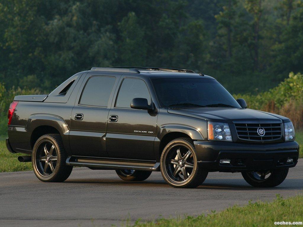 Foto 0 de Cadillac Escalade EXT 2003