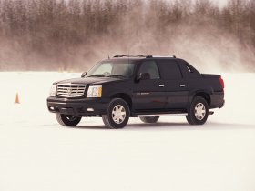 Ver foto 9 de Cadillac Escalade EXT 2003