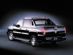 Ver foto 3 de Cadillac Escalade EXT 2003