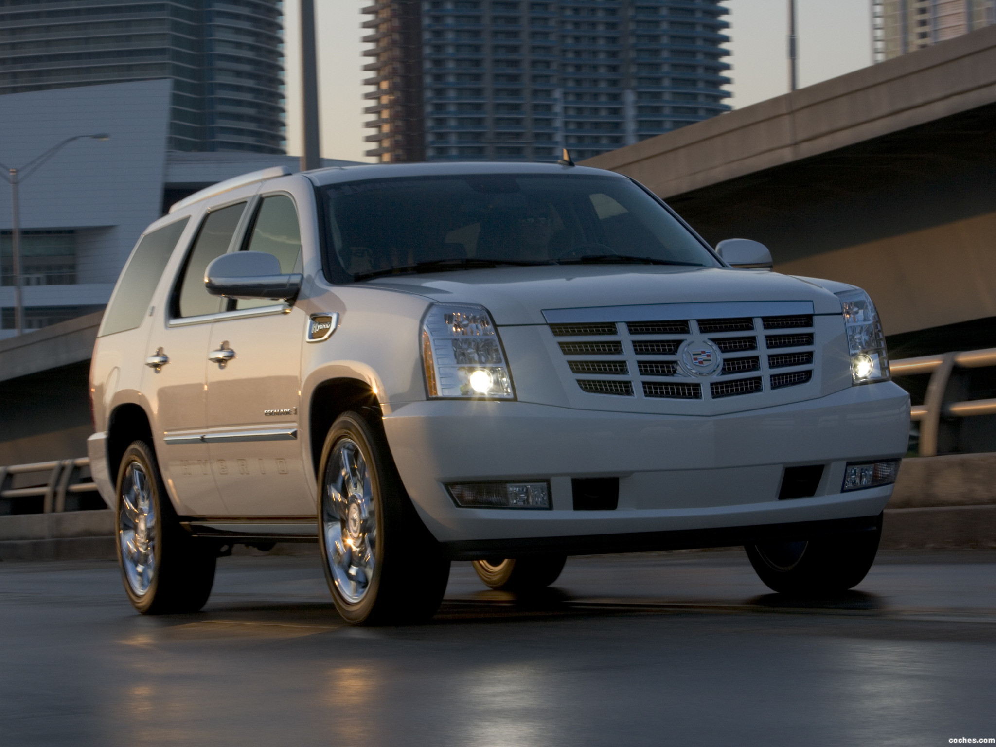 Foto 0 de Cadillac Escalade Hybrid 2008