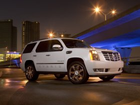 Ver foto 5 de Cadillac Escalade Hybrid 2008
