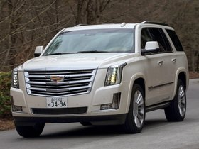 Ver foto 13 de Cadillac Escalade Platinum Japan 2015