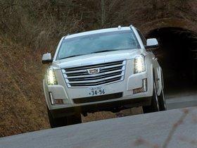 Ver foto 12 de Cadillac Escalade Platinum Japan 2015
