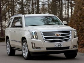 Ver foto 11 de Cadillac Escalade Platinum Japan 2015