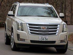 Ver foto 9 de Cadillac Escalade Platinum Japan 2015