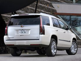 Ver foto 5 de Cadillac Escalade Platinum Japan 2015