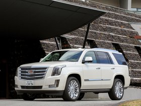 Ver foto 2 de Cadillac Escalade Platinum Japan 2015