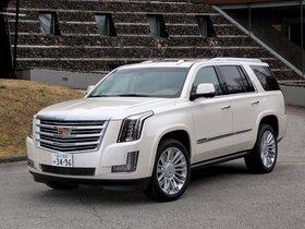 Ver foto 1 de Cadillac Escalade Platinum Japan 2015