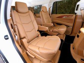 Ver foto 22 de Cadillac Escalade Platinum Japan 2015