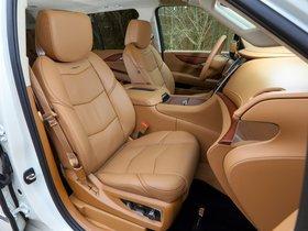 Ver foto 21 de Cadillac Escalade Platinum Japan 2015
