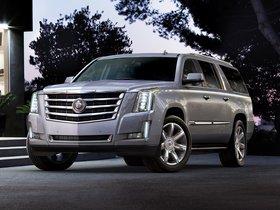 Ver foto 25 de Cadillac Escalade 2014