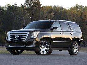 Ver foto 10 de Cadillac Escalade 2014