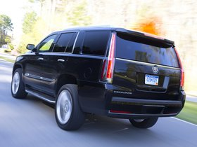Ver foto 3 de Cadillac Escalade 2014