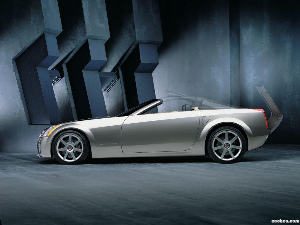 Foto 6 de Cadillac Evoq Concept 1999