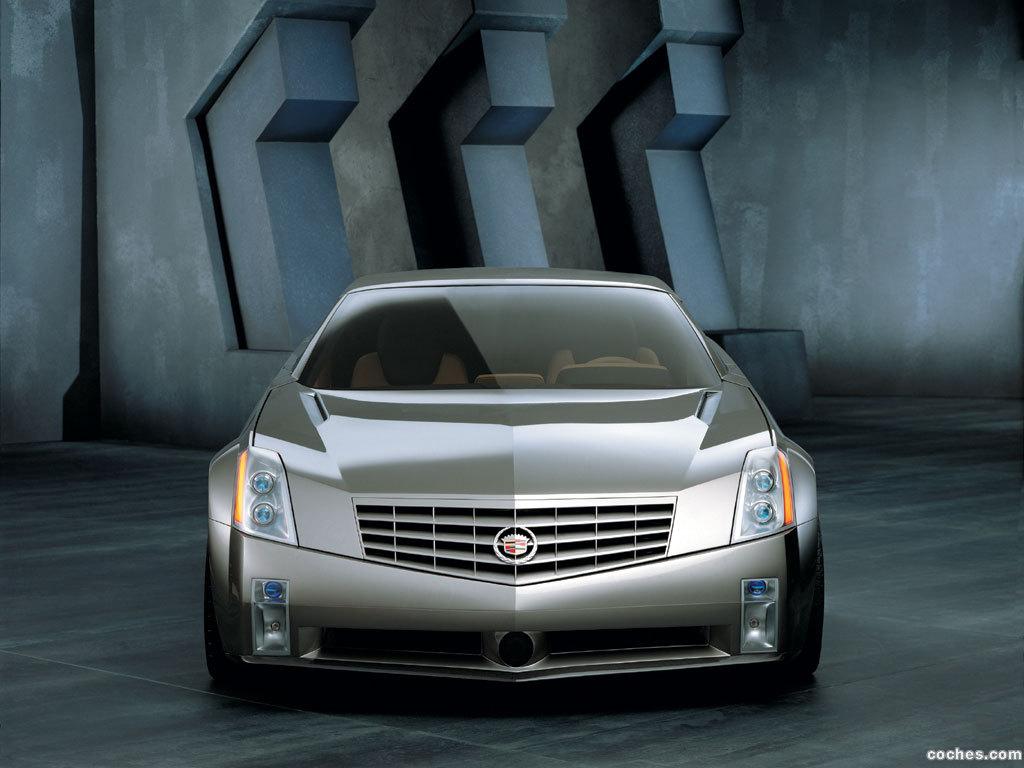 Foto 3 de Cadillac Evoq Concept 1999