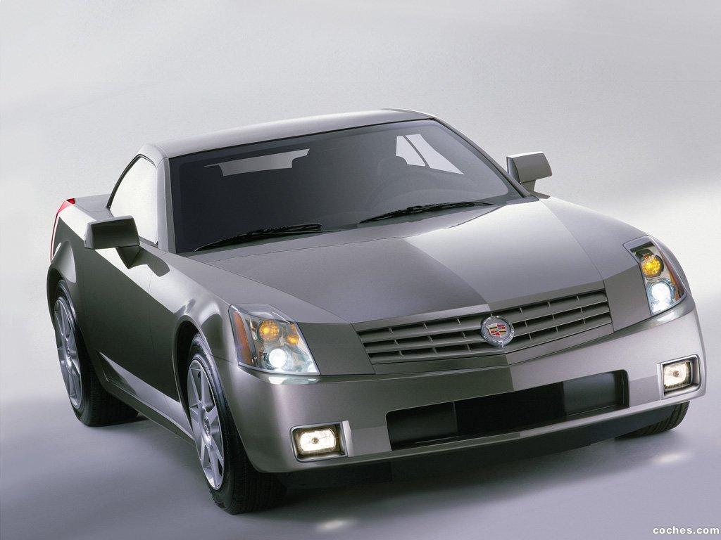 Foto 2 de Cadillac Evoq Concept 1999