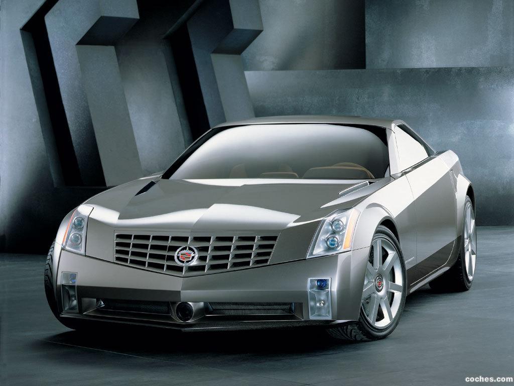 Foto 1 de Cadillac Evoq Concept 1999