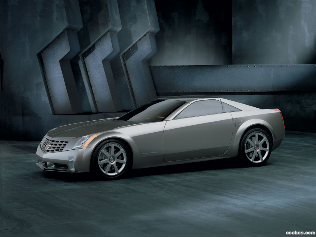 Foto 0 de Cadillac Evoq Concept 1999