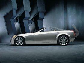 Ver foto 7 de Cadillac Evoq Concept 1999