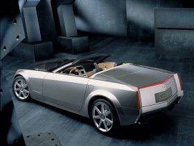 Ver foto 6 de Cadillac Evoq Concept 1999