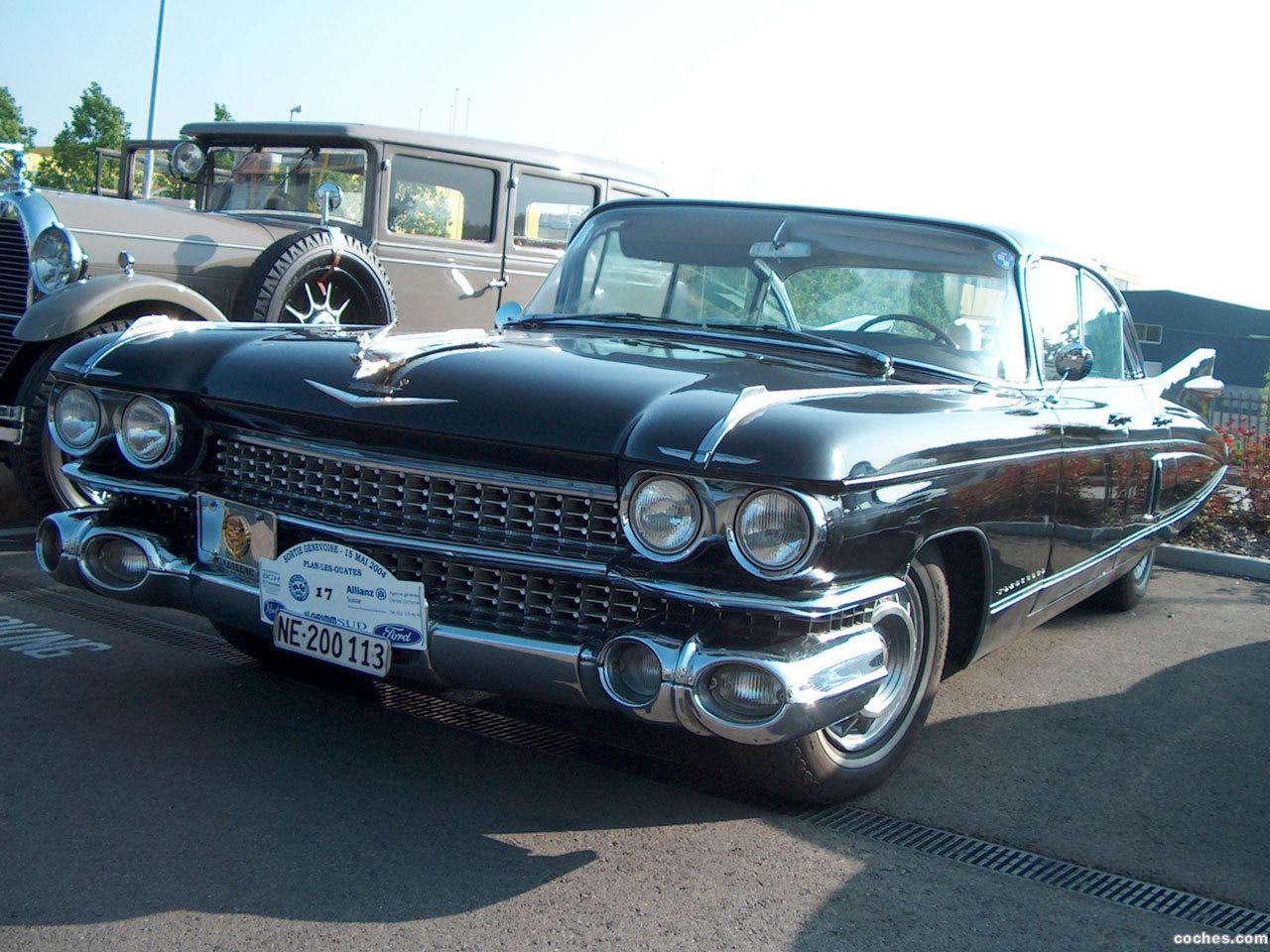 Foto 0 de Cadillac Fleetwood 1959