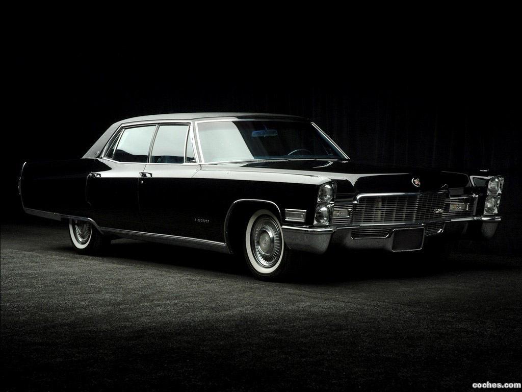 Foto 0 de Cadillac Fleetwood 1968