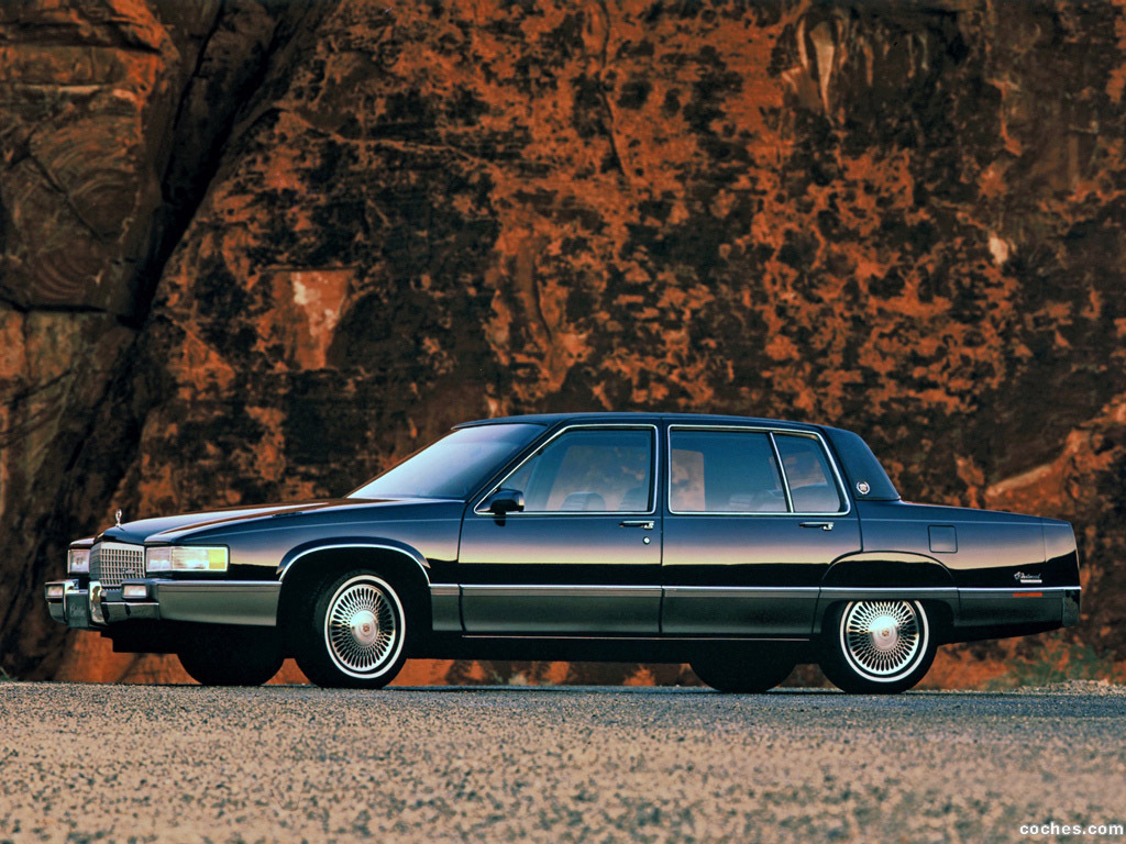 Foto 0 de Cadillac Fleetwood 1989
